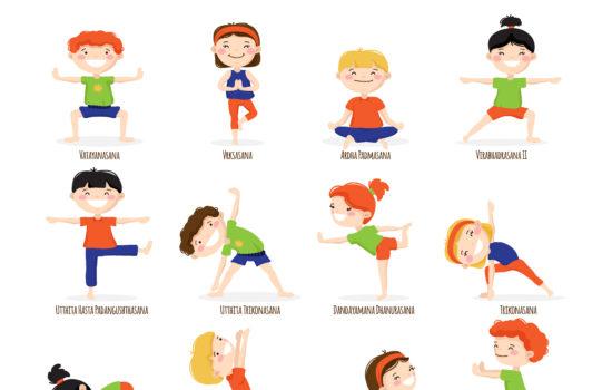 favola yoga bambini
