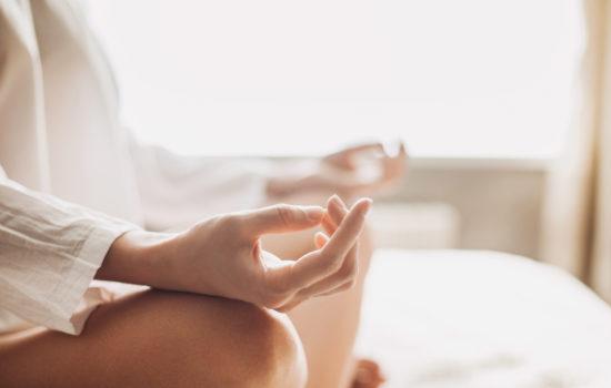 Circuiti neuronali, meditazione