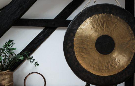 gong meditazione