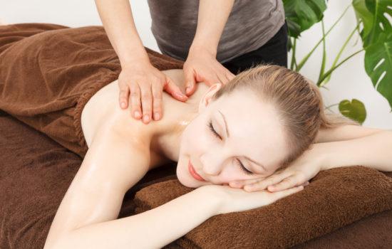 chakra massaggio