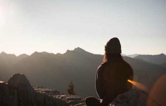meditazione montagna