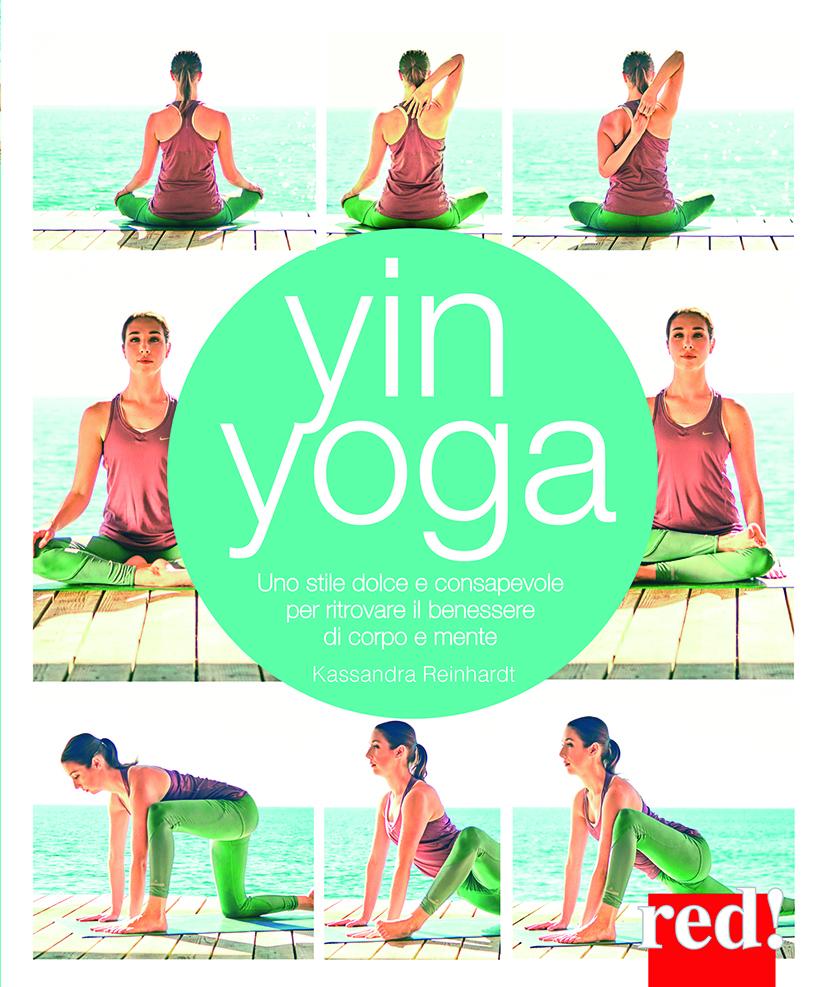 yin yoga libro