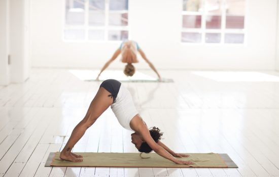yoga flessibilità