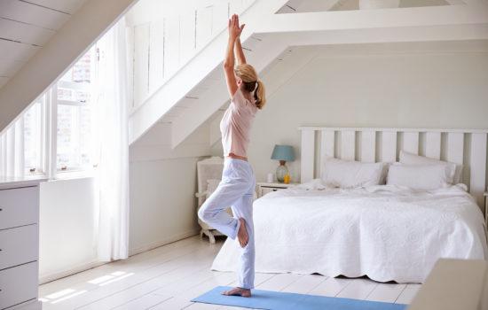 yoga del mattino