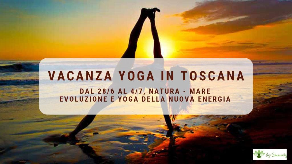 toscana yoga community