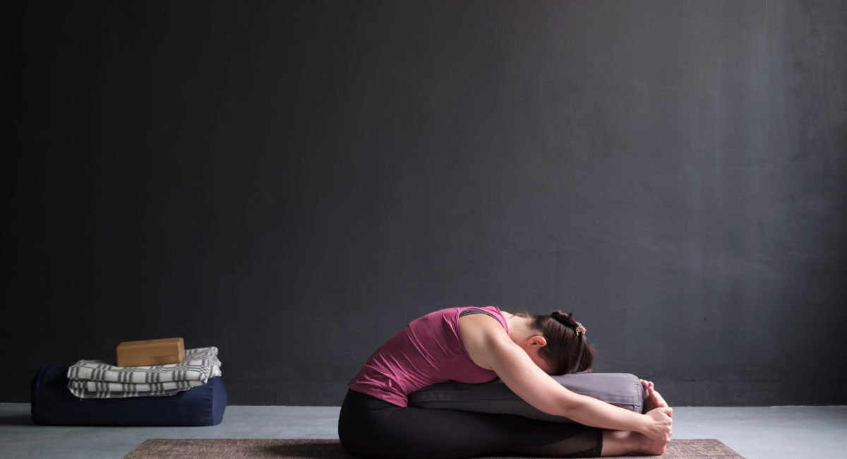yin yoga antistress