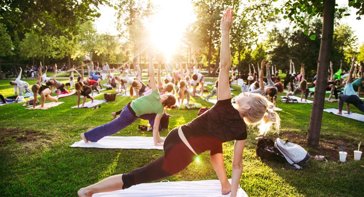 Giornata internazionale dello Yoga 2019