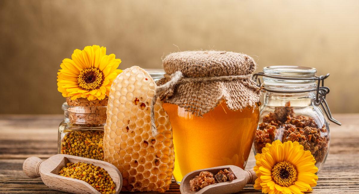 apiterapia miele