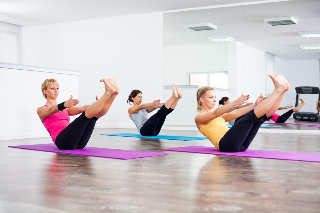 yoga navasana