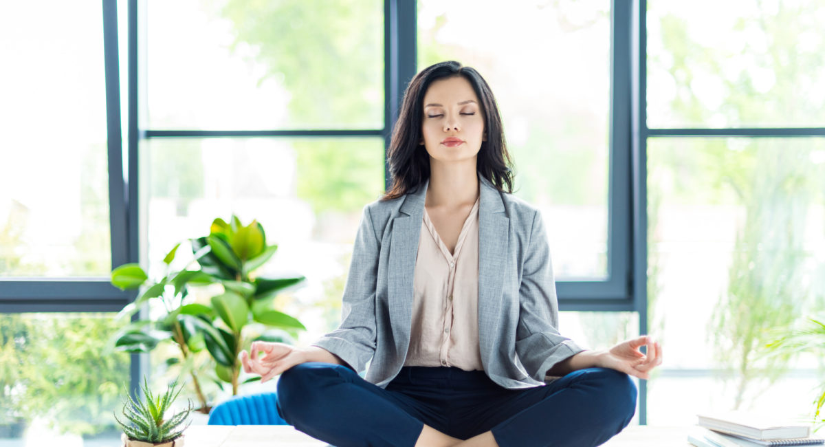 silenzio meditazione