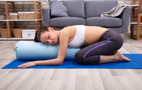 equilibrio autunno yoga