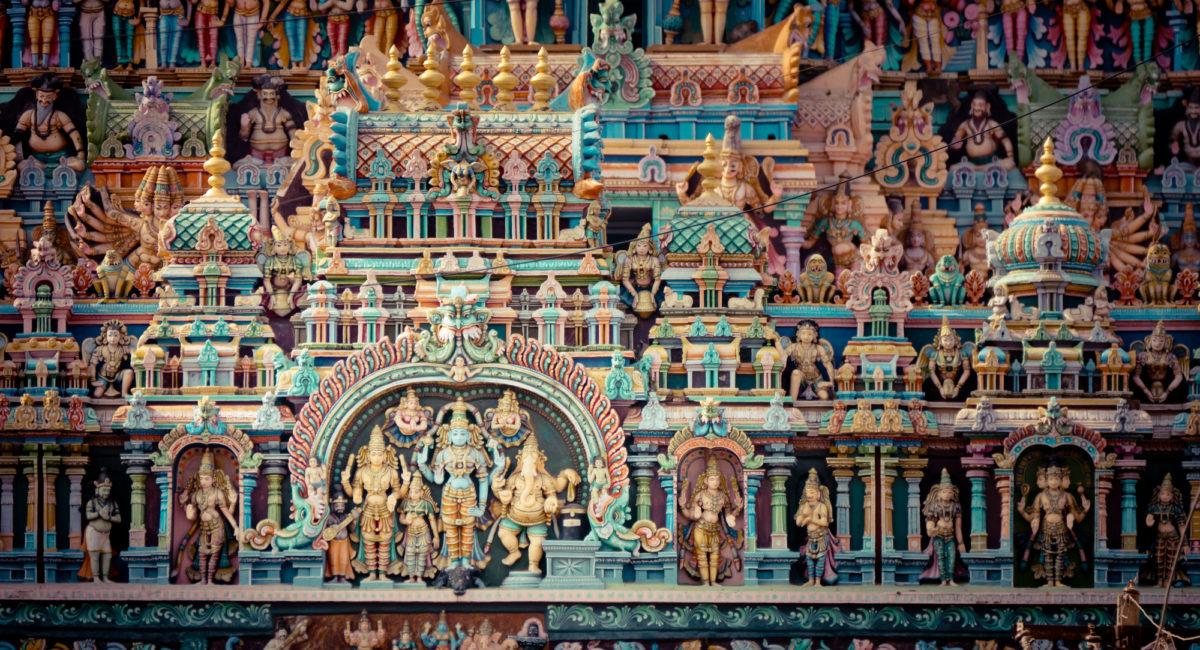 india divinità miti