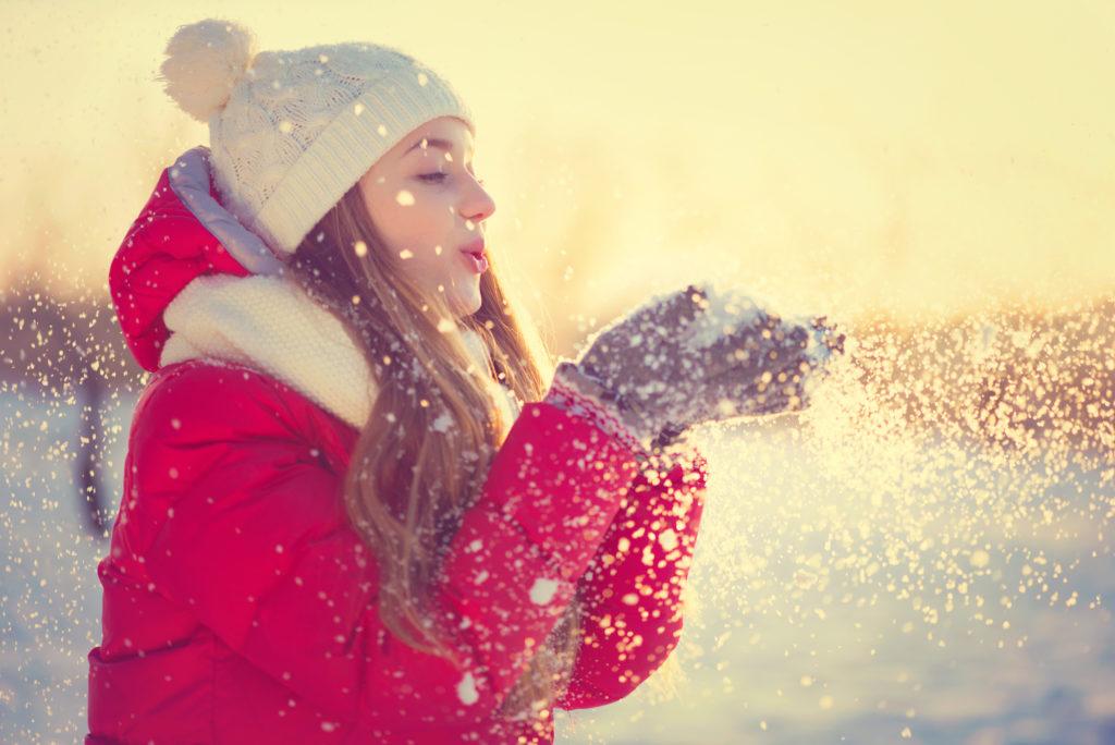 buon umore inverno