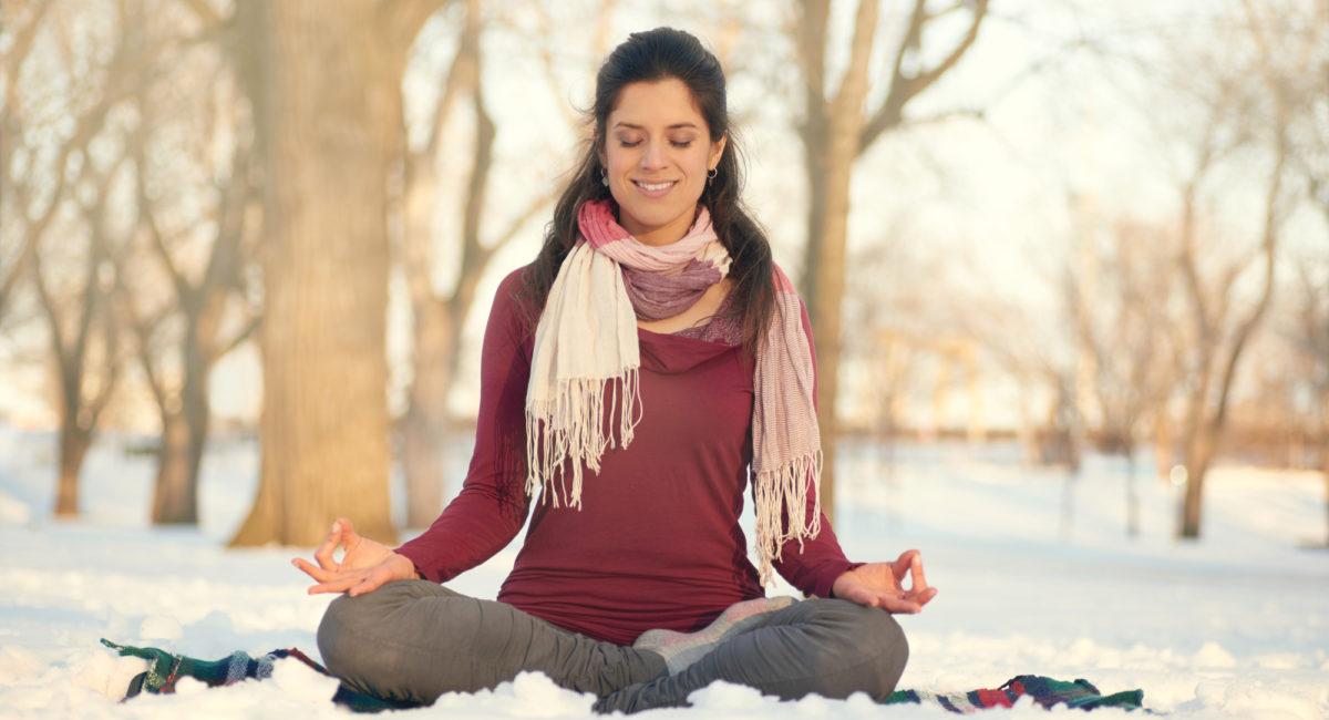 depressione invernale meditazione