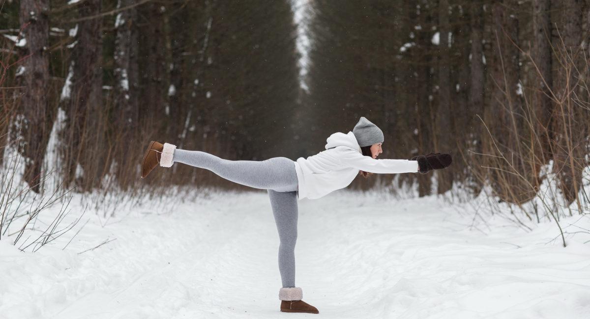 yoga inverno