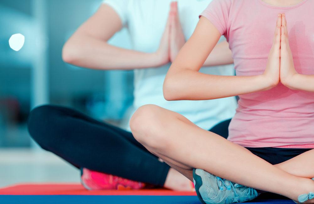 giovani yoga meditazione