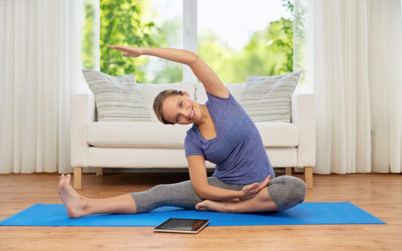 yoga on line