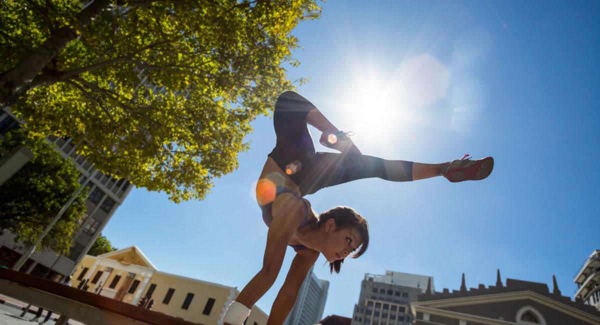yoga coraggio paura