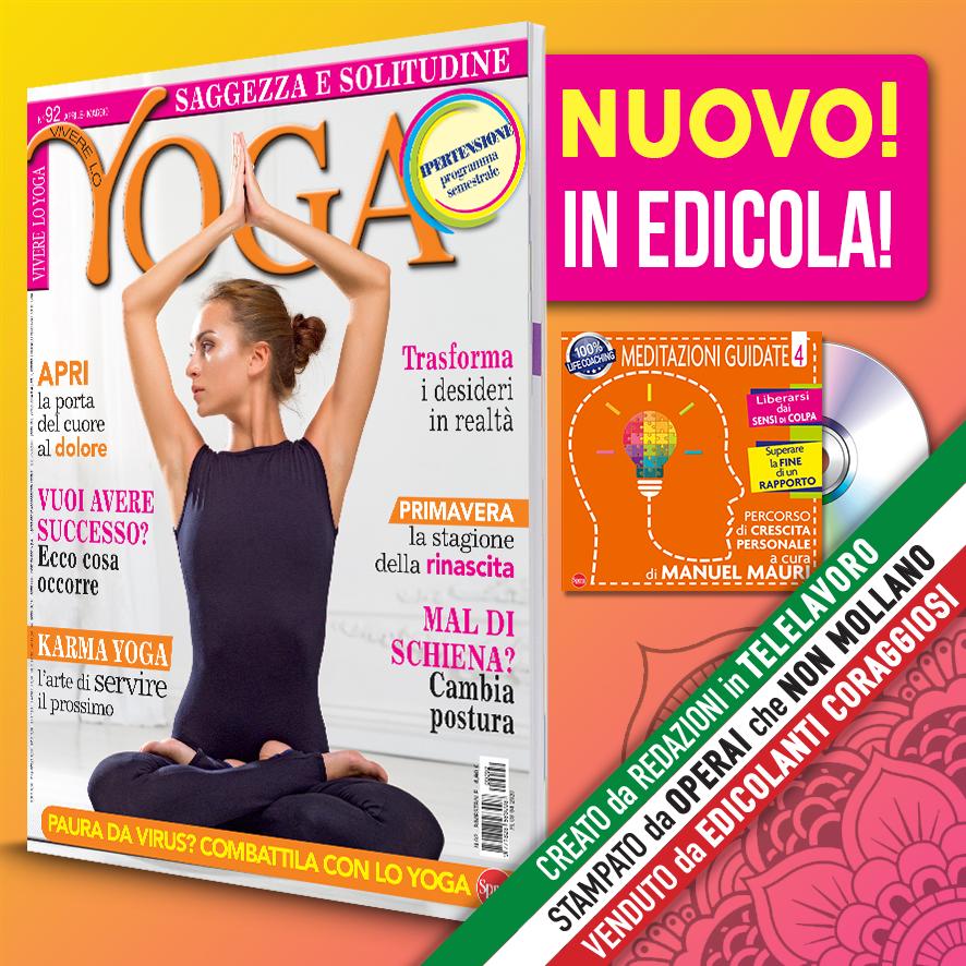 vivere lo yoga