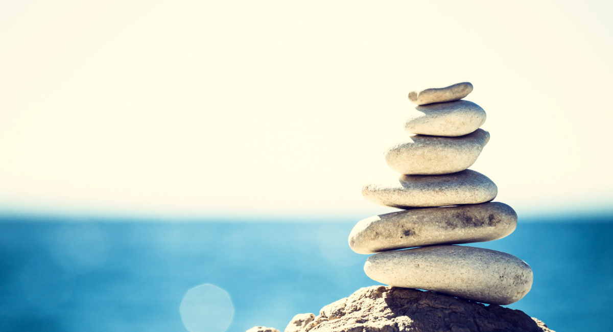 equilibrio nella vita