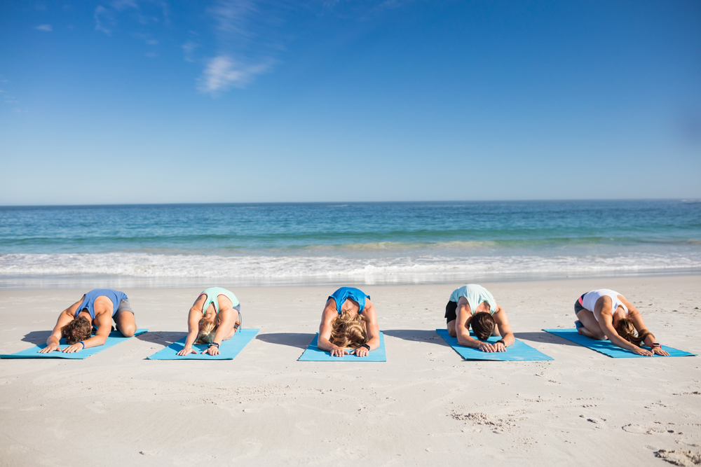 estate yoga