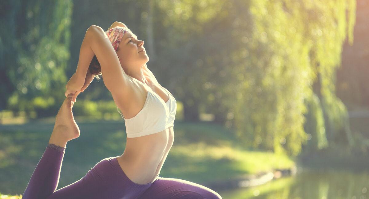 yoga energia