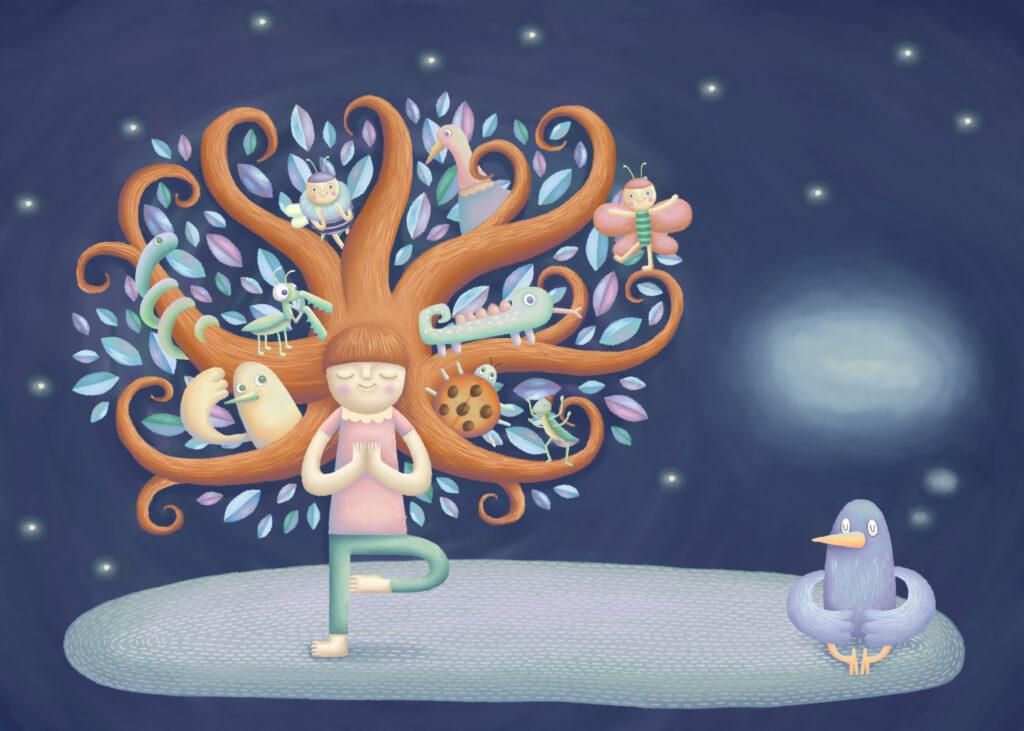 bambini yoga