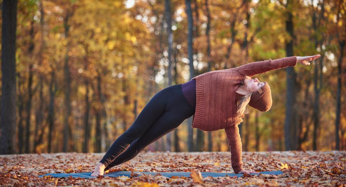posizioni yoga riscaldanti