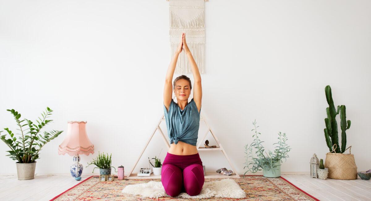 yoga ansia