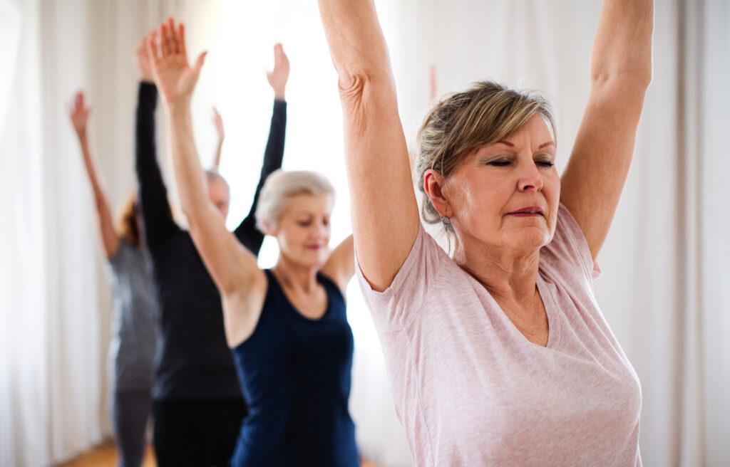 Trauma Center Trauma-Sensitive Yoga