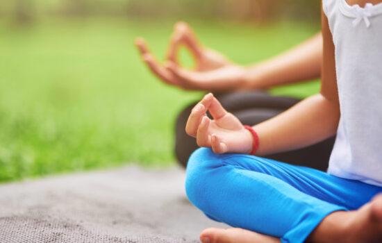 meditazione genitori bambini