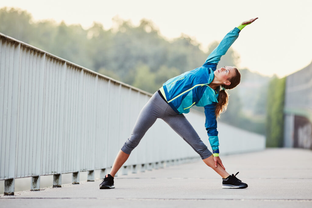 yoga running corsa