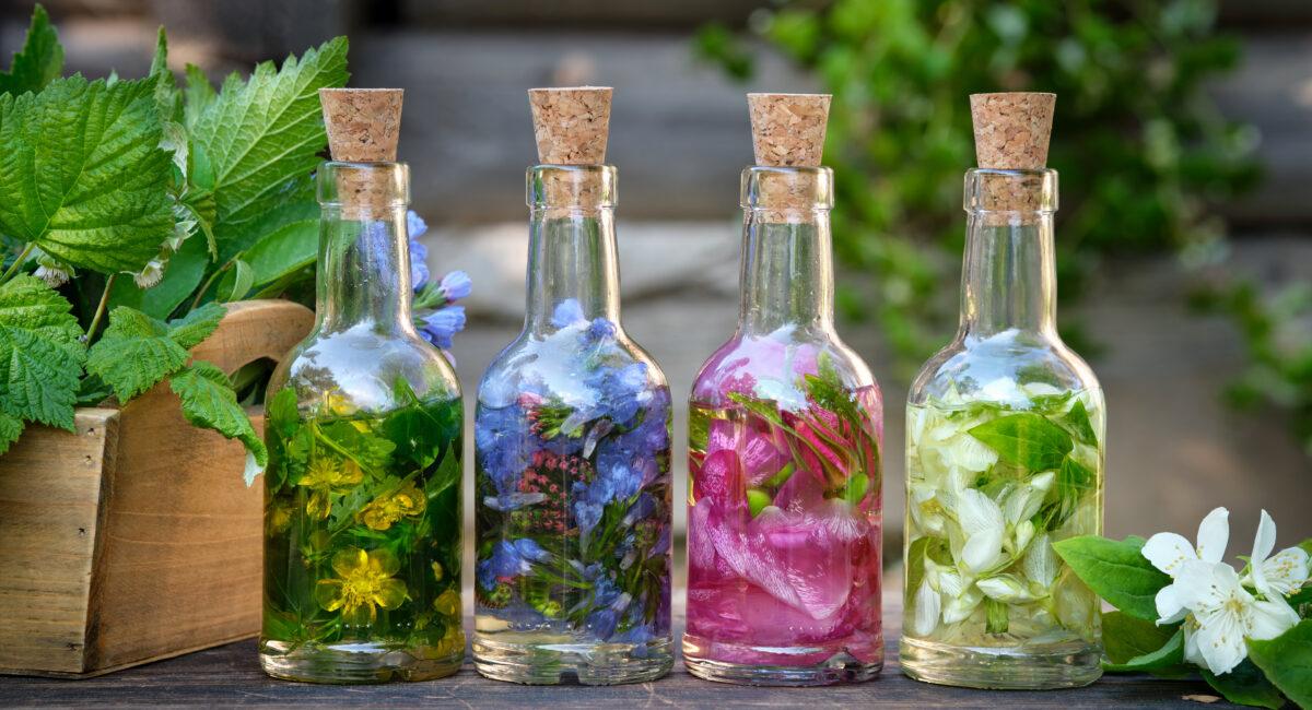 idrolato acque aromatiche