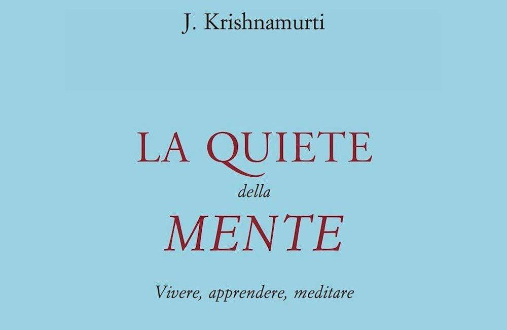 quiete mente libro